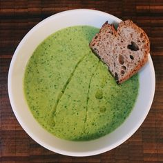 Green Gazpacho #vivarecipes