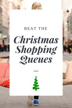 Hollybobb's: How I Beat The Christmas Shopping Queues