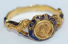 Two Nerdy History Girls: Waterloo Rings