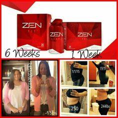 Zen Bodi, helpt je bij het afvallen met geweldige resultaten. Dit product kan je bestellen bij Just be Beautiful.