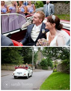 Another real highlight of last year has to be Nikki & Marc's wedding up in the Cotswolds near Tetbury in July.  I was recommended to them by Liz & Chris whose wedding you might remember back in 2010 in Budleigh Salterton?  As soon as Nikky called we clicked instantly and I knew that it would …