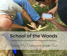 """by Todd Walker """"In the school of the woods there is no graduation day."""" ~Horace…"""