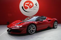 Ferrari J50 | Images, Specifications and Details | Luxurylaunches