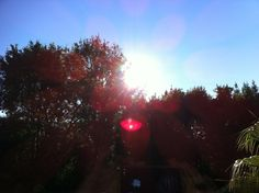Wow! France and sun!