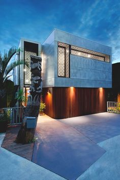 """souhailbog: """" 60s Modern Residence By Jamison Architects 