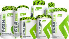 MusclePharm-The-Essential-Core-Pack