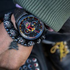 Another Bomberg time piece.