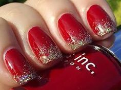 christmas nail designs - Google Search