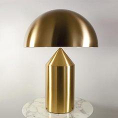 Atollo 233 Oro Table Lamp