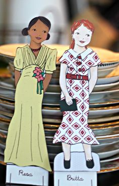 April 2014 Outfit of the Month - 1930's!