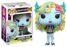 Monster High - Lagoona Blue Pop! Vinyl Figure image