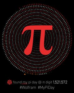 Find Your Pi Day: Results