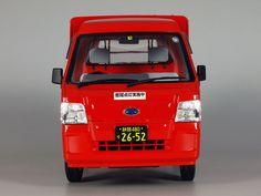 SUBARU SAMBER Post Car 1/24
