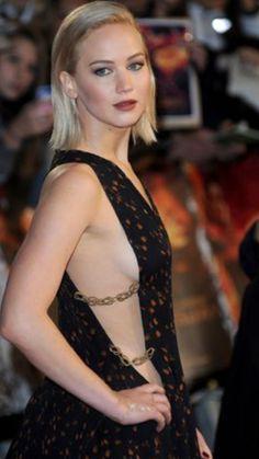 11 Times Jennifer Lawrence Reinvented the Bob: The Incredible Range of a Chin-Length Chop Jennifer Lawrence Haircut, Jennifer Lawrence Pics, Jennifer Garner, Jenifer Lawrens, Mtv, Kentucky, Shades Of Blonde, Celebs, Celebrities
