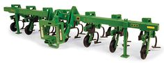 45229 - ERTL John Deere 856 Tool Bar Cultivator