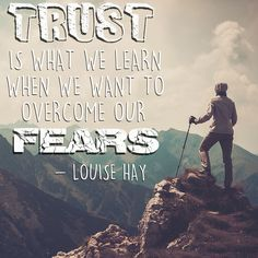 Louise Hay On How To Overcome Your Fears: http://www.healyourlife.com/louise-hay-on-how-to-overcome-your-fears