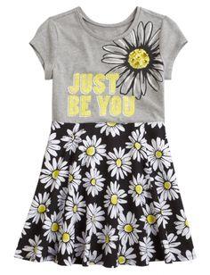 Floral Print 2fer Tunic
