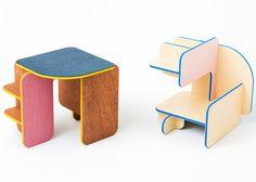 Ta.Ta. Unconventional Design For Kids: DICE BY TORAFU ARCHITECTS