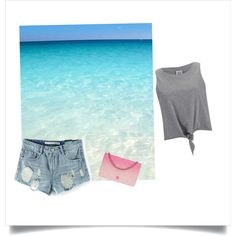 sea time by mundodecaty on Polyvore featuring moda, Vero Moda and Chanel