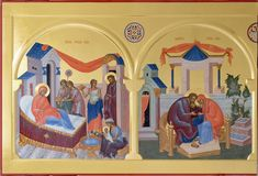 Byzantine Icons, Byzantine Art, St Peter And Paul, Art Icon, Princess Zelda, Pictures, Painting, Fictional Characters, Contemporary
