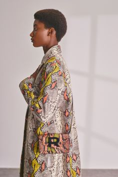 Rochas Resort 2019 Fashion Show Collection: See the complete Rochas Resort 2019 collection. Look 34