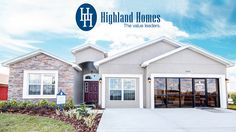 Take a virtual tour of the Williamson II by Highland Homes - Florida new homes designed for your life! The Williamson II boasts sq. of modern open living space and includes 4 bedrooms plus a den, 3 baths, 3 car garage and a covered lanai.