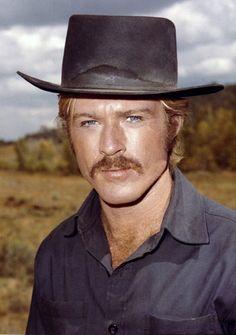 Robert Redford Sundance Kid, Jeff Bridges, Robert Redford, Western Movies, Butches, I Icon, Great Movies, Classic Hollywood, Pretty Boys