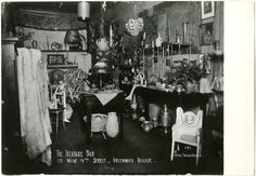 The Treasure Box, 171 West 4th Street, Greenwich Village. Jessie Tarbox Beals Photograph Collection, PR 004, Department of Prints, Photographs, and Architectural Collections, New-York Historical Society, 83880d.