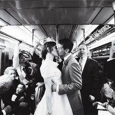Brides.com: . By Subway. If a grand exit with a minimal extra cost is more your style, riding the subway away from your wedding is ideal for city…
