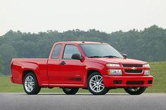 2007 Chevy Colorado Pickup Truck
