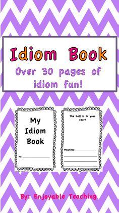 Idiom Book