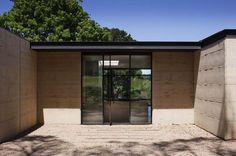 Rammed Earth House-Robson Rak Architects-22-1 Kindesign