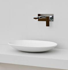 THE.ARTCERAM,  LA FONTANA ceramic basin  60x42