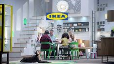 Ad of the Week: Mother's simple but captivating spot for Ikea sends the kitchen into a spin