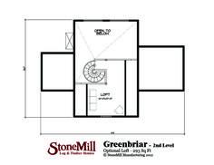 Greenbriar 2nd Floor