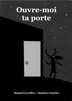 Ouvre-moi ta porte de Michaël Escoffier