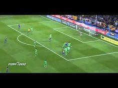 Messi está en otra categoría de futbolista...