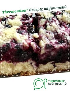 Kitchen Machine, Czech Recipes, Nova, Recipies, Cheesecake, Desserts, Thermomix, Cooking, Recipes