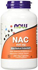 NAC is a potent antioxidant that helps alleviate many health issues including...