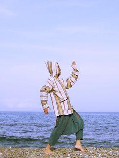 Hand Woven Jacket. 1970s. Hippie Jacket. African. Festival. Hippy Hoodie. Boho Hoodie. Bohemian. Ethnic. Tribal. Wool Jacket. Burning Man