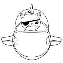 108 free octonauts printable coloring pages octonauts party free and birthdays - Octonauts dessin anime ...