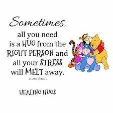 Image result for healing hugs poem