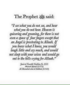 #Crying for Allah#