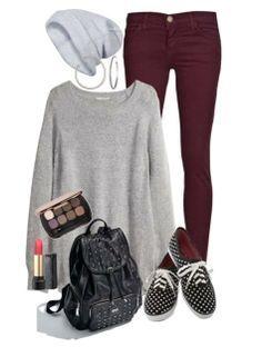 La mode tuque ou calotte!:o En restant habiller bien relaxe, mais a la mode !! :D