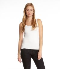Super Soft Tank - made in USA, perfect for layering