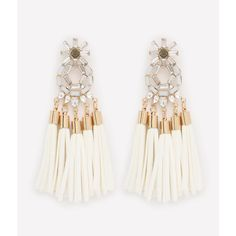 Faux Suede Tassel Earrings ❤ liked on Polyvore featuring jewelry, earrings, tassel earrings, tassle earrings, earrings jewelry and tassel jewelry