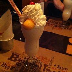 Twinkie Boy milkshake @ Blt Burger