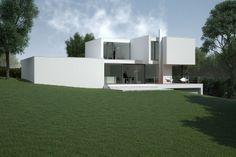 Architectural visualisation for http://www.zamel-krug-architekten.com/