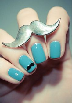 Nail art :D