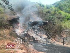 Sapezal News: O Tangaraense News: Caminhão carregado de diesel e...
